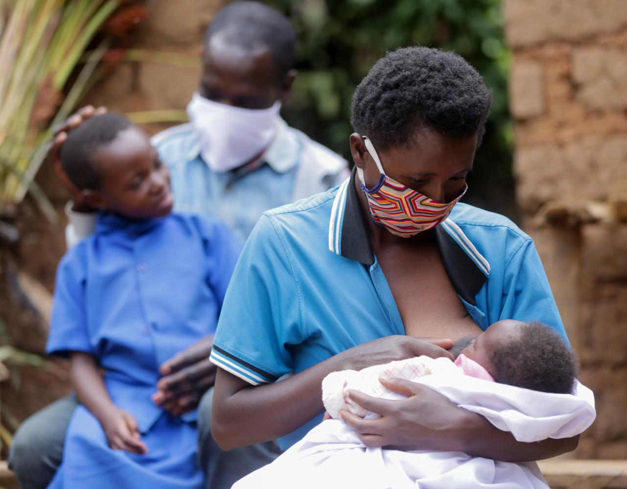 Breastfeeding safe to provide amid the pandemic