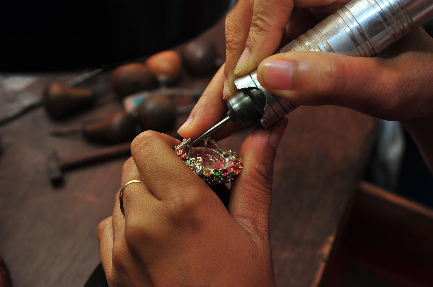 Chanthaburi's gems industry dates back centuries and remains one of the world's largest and liveliest. (Photo: TAT)