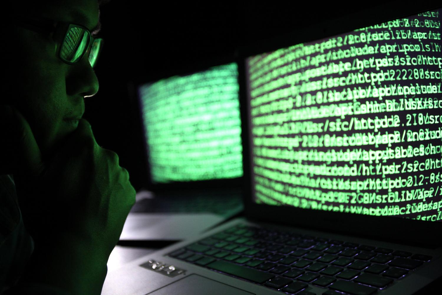 According to the National Cyber Security Agency, at least 200 critical information infrastructures in seven sectors urgently need to adopt necessary measures to guard against cyberattacks.(Photo: Wichan Charoenkiatpakul)