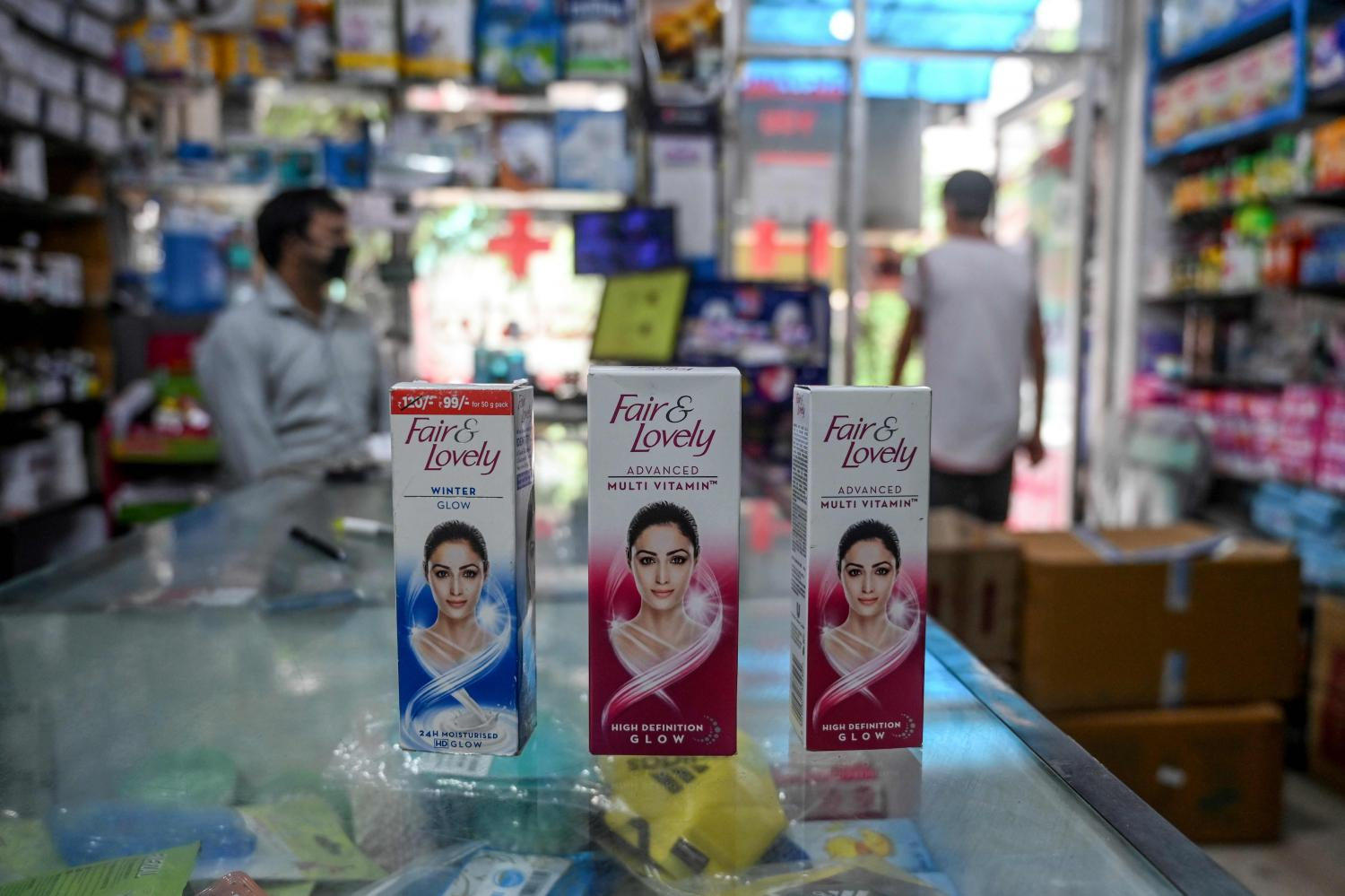 Unilever said last year it would rename its South Asia-focused Fair & Lovely brand, one of its top-selling personal-care lines, in response to criticism.AFP