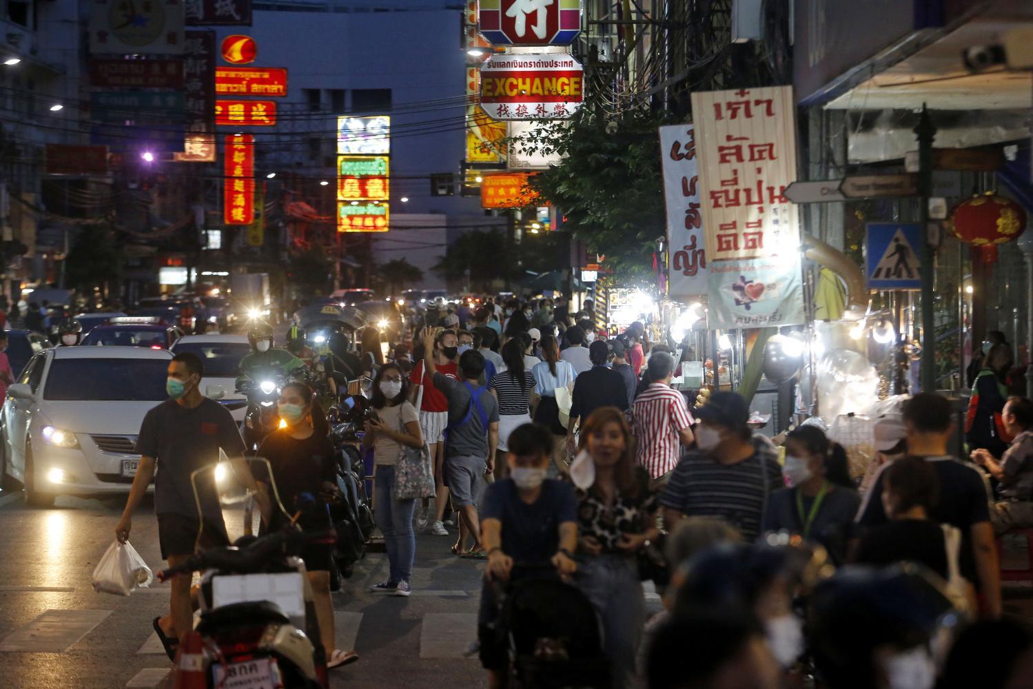 Bangkok hurries for more jabs