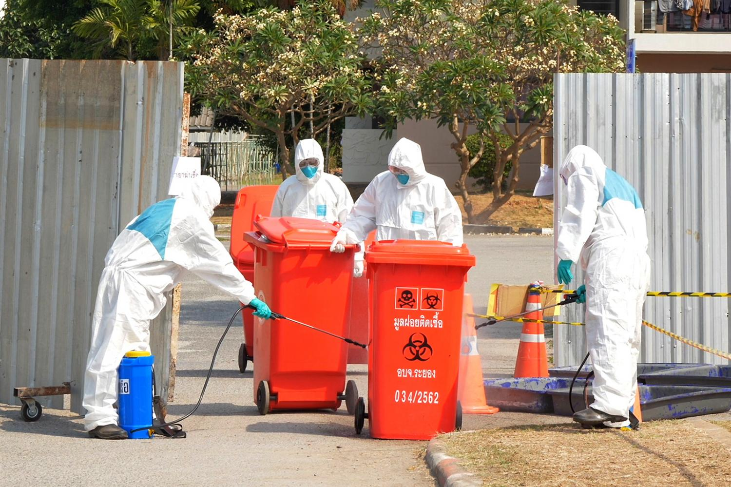 Infectious waste fees to be tackled