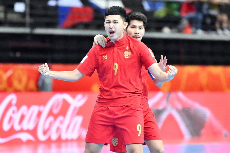 Kingdom hoping to make futsal history