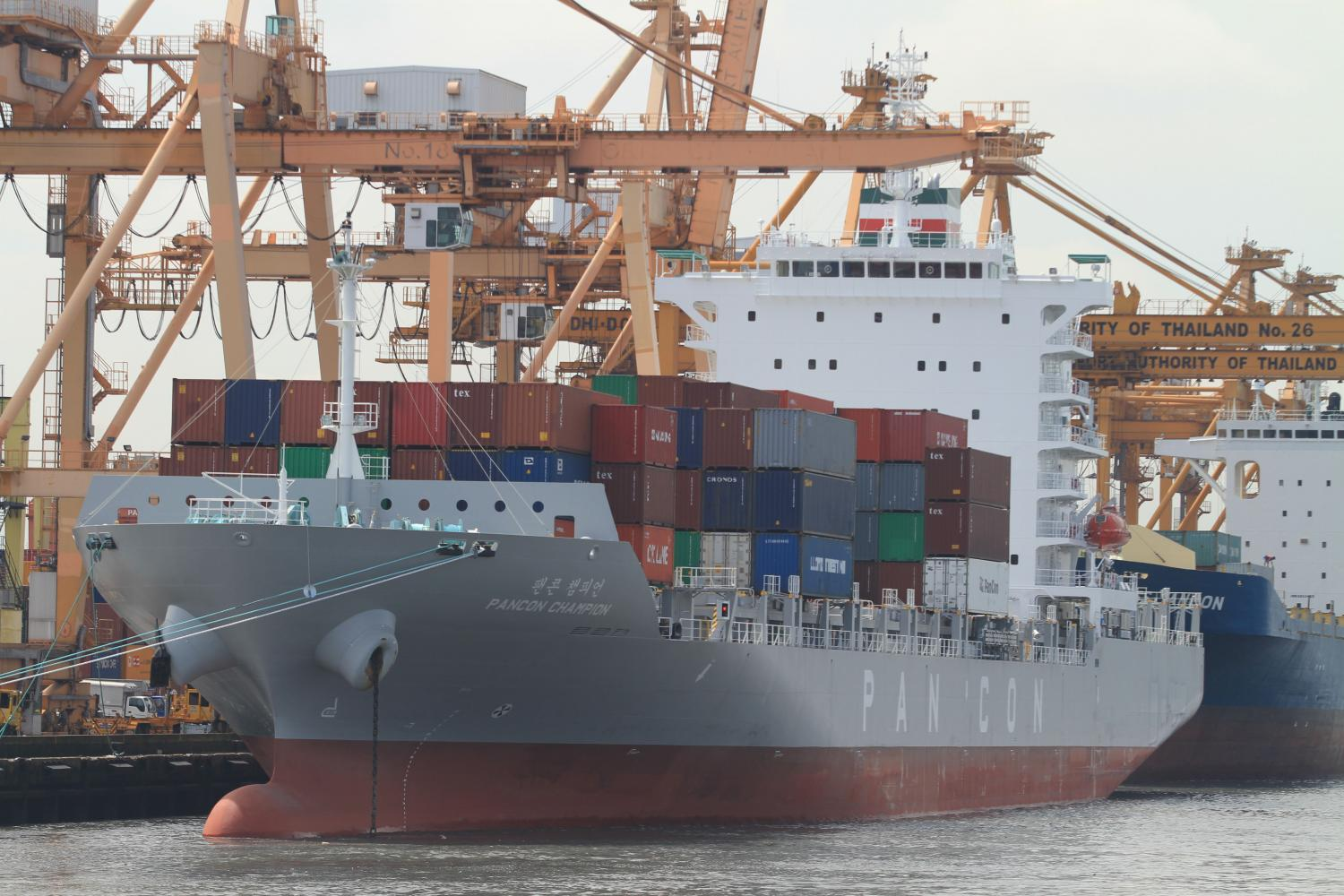 August exports expected to expand at a slower rate