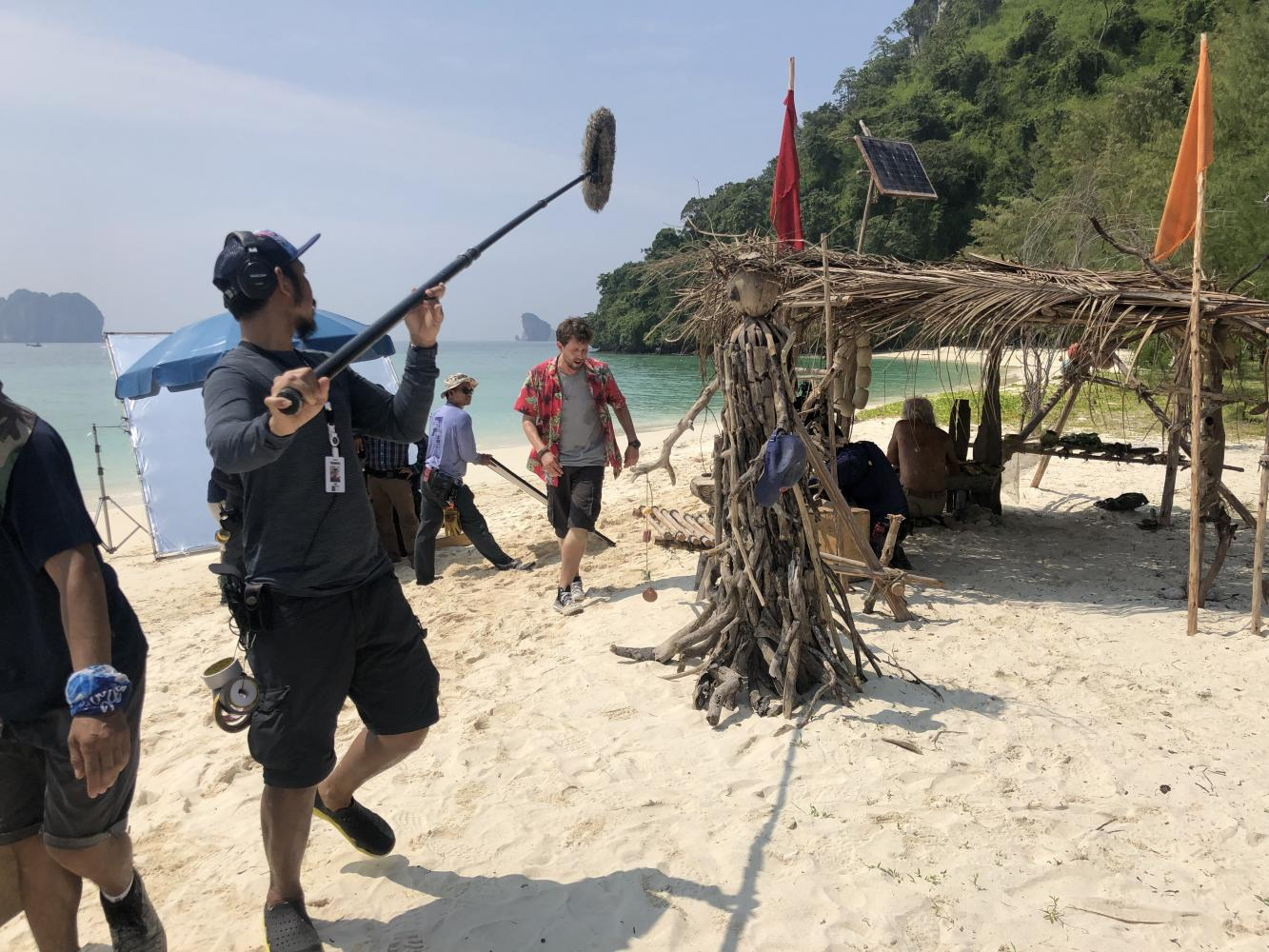International film crews in Thailand could generate 3.2-3.5 billion in revenue, according to the Tourism Department's latest target, after the introduction of an additional 5% incentive to lure more big productions to the country.