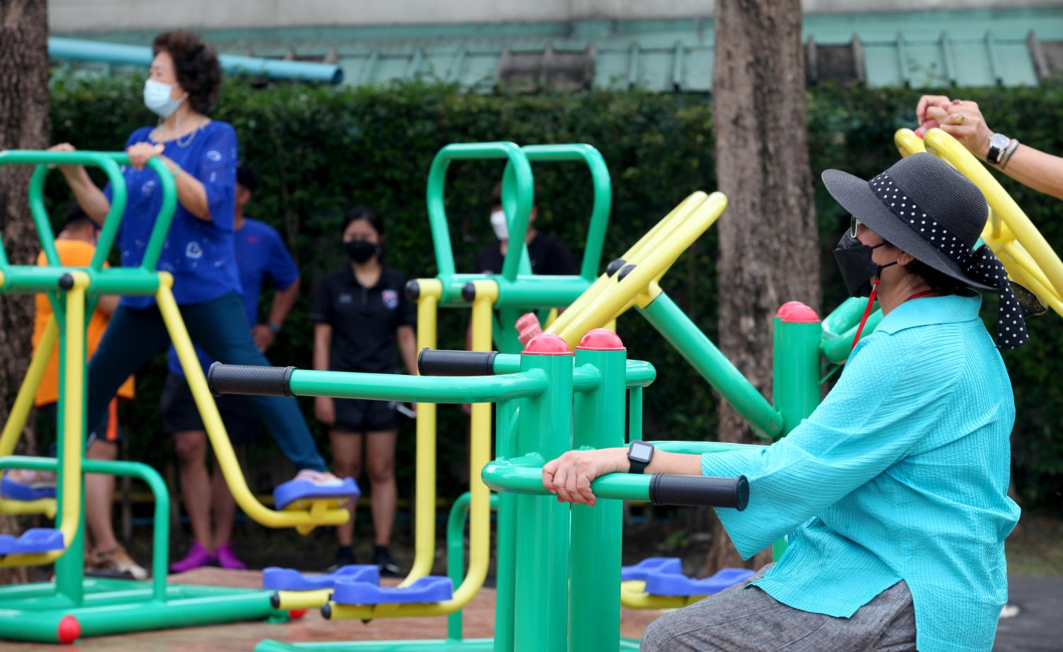 New city park ready to welcome visitors