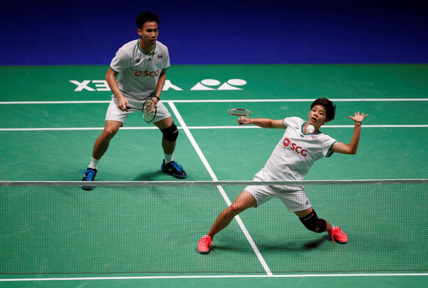 Thailand trounce India in first Sudirman Cup tussle