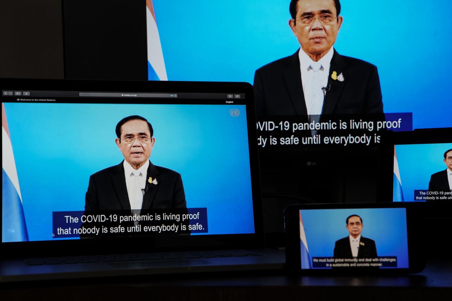 Thailand's 'Next Normal' vision at UN