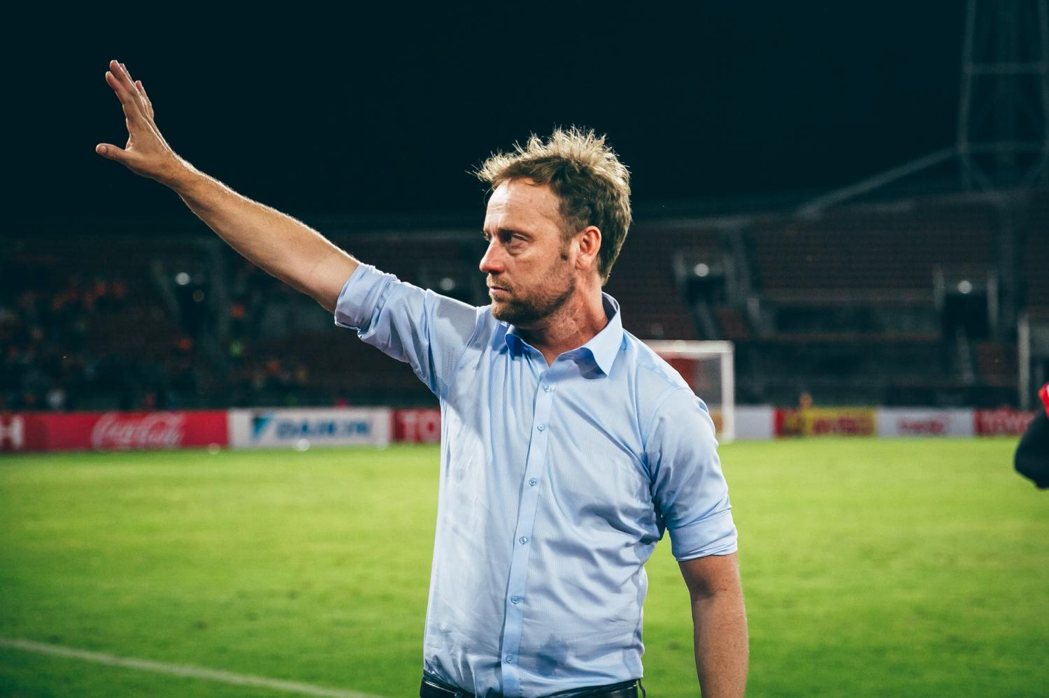 Polking appointed as national coach
