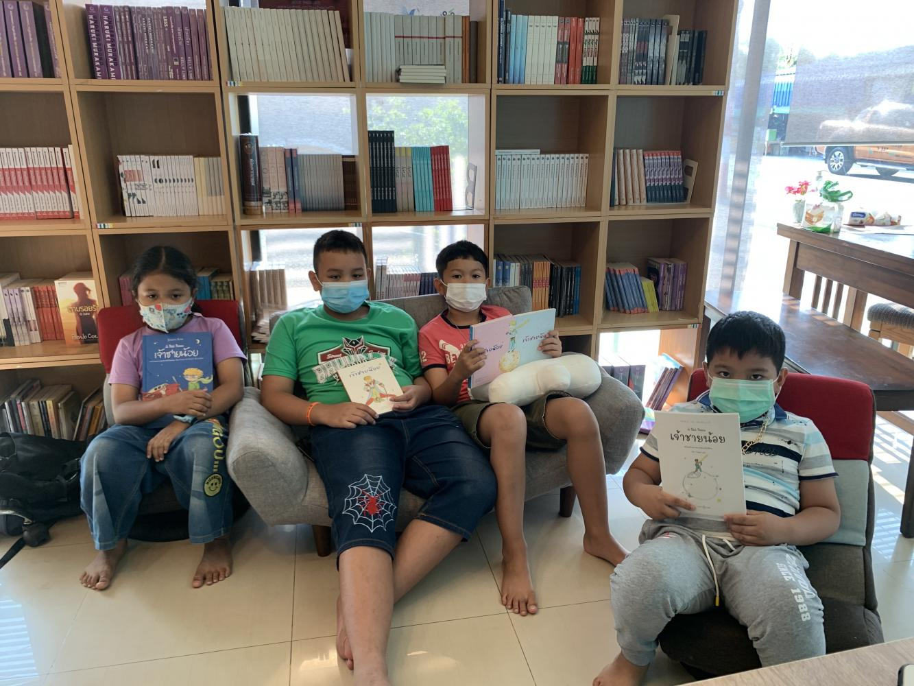 Promoting a culture of reading