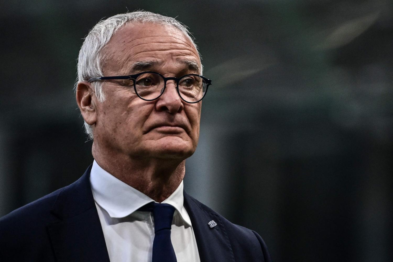 Italian coach Claudio Ranieri.(Photo: AFP)