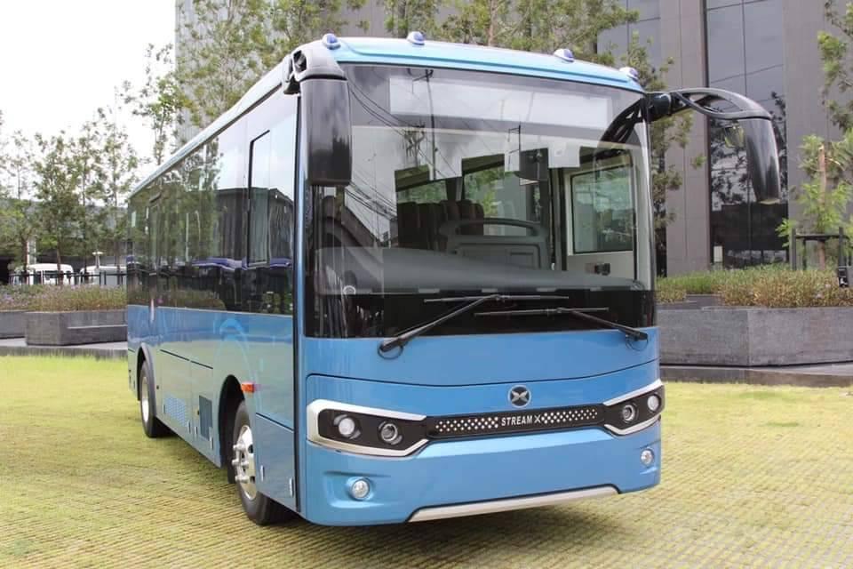 Nex Point set to make a profit as electric bus sales expand