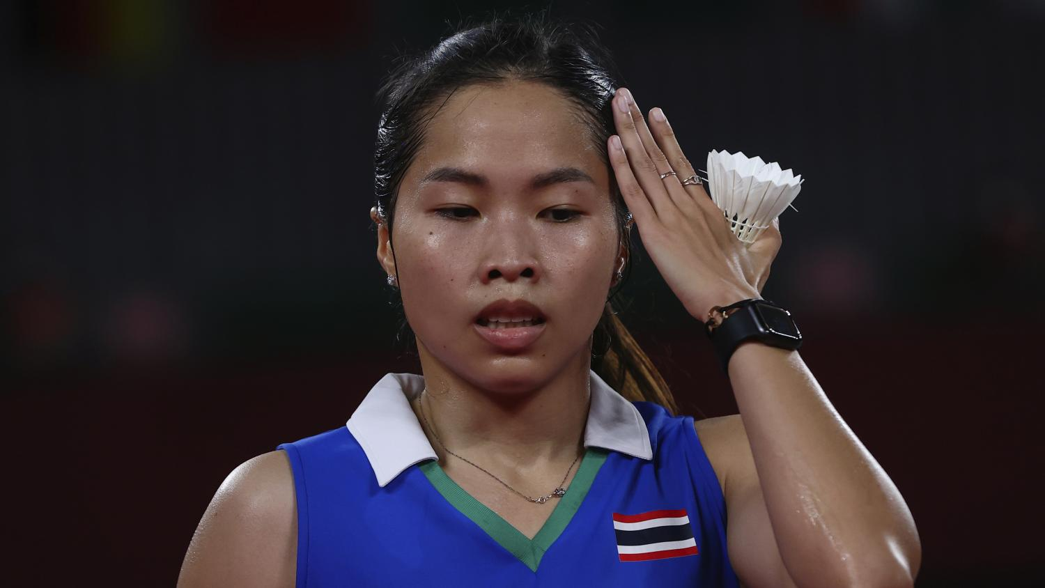 Thai Uber Cup stars bow out to China in semis