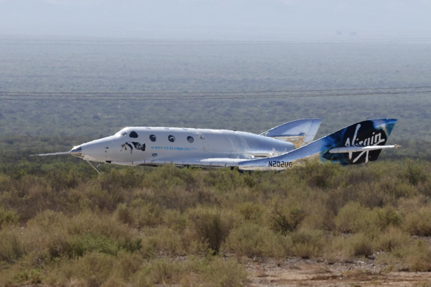 Virgin Galactic Pushes Back Commercial Space Flights