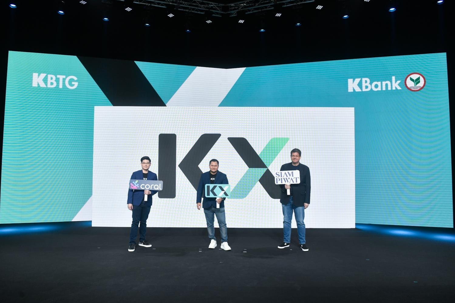 Kasikorn launches tech venture builder