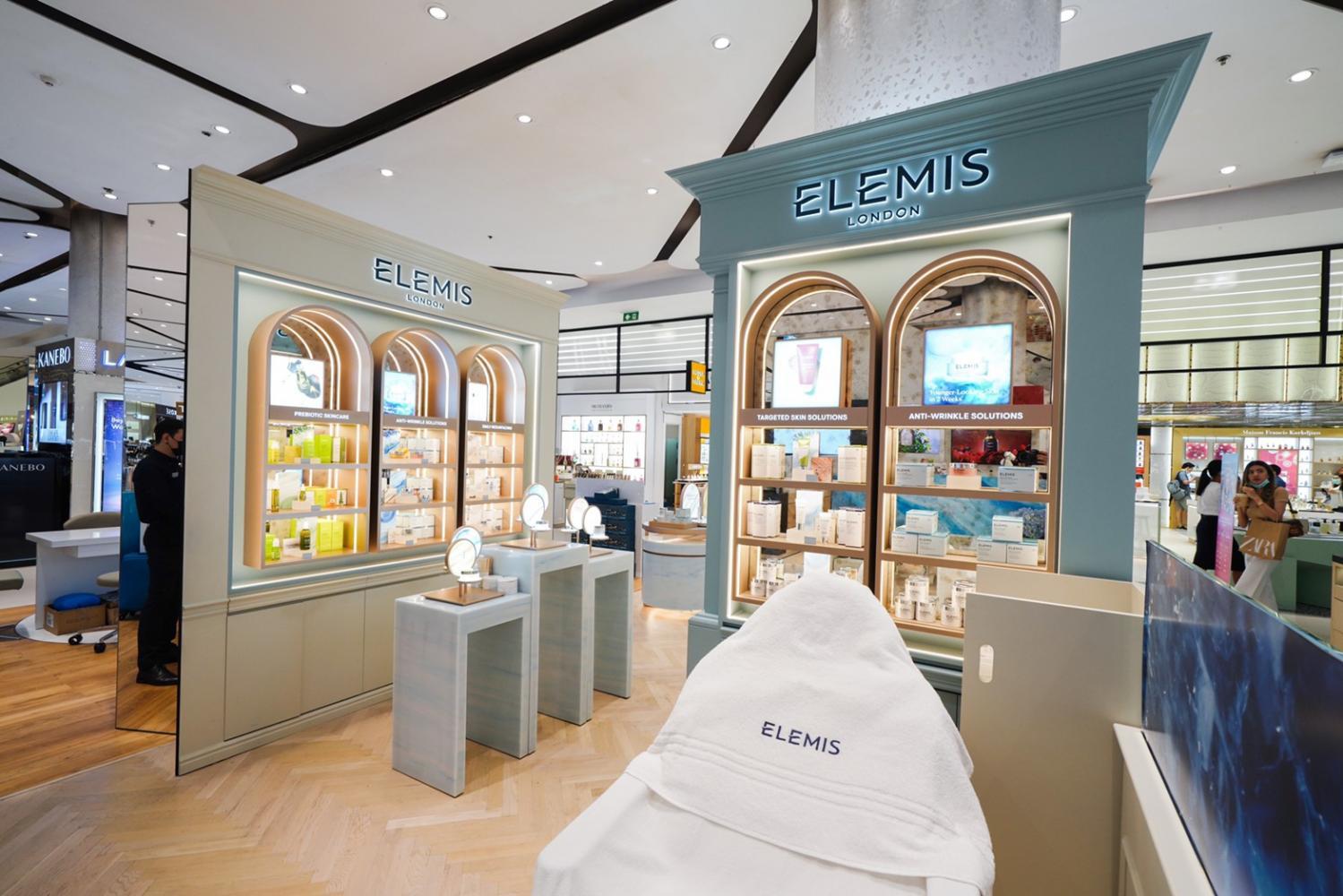 Look extra with Elemis