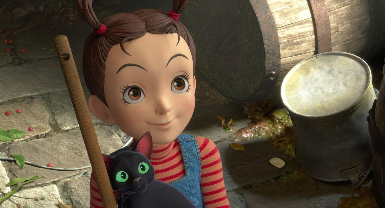 Earwig And The Witch  joins Ghibli's Netflix roster