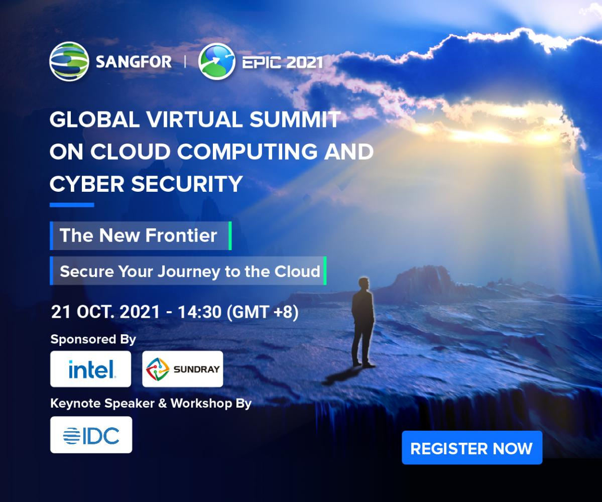 Journey to the cloud in virtual summit