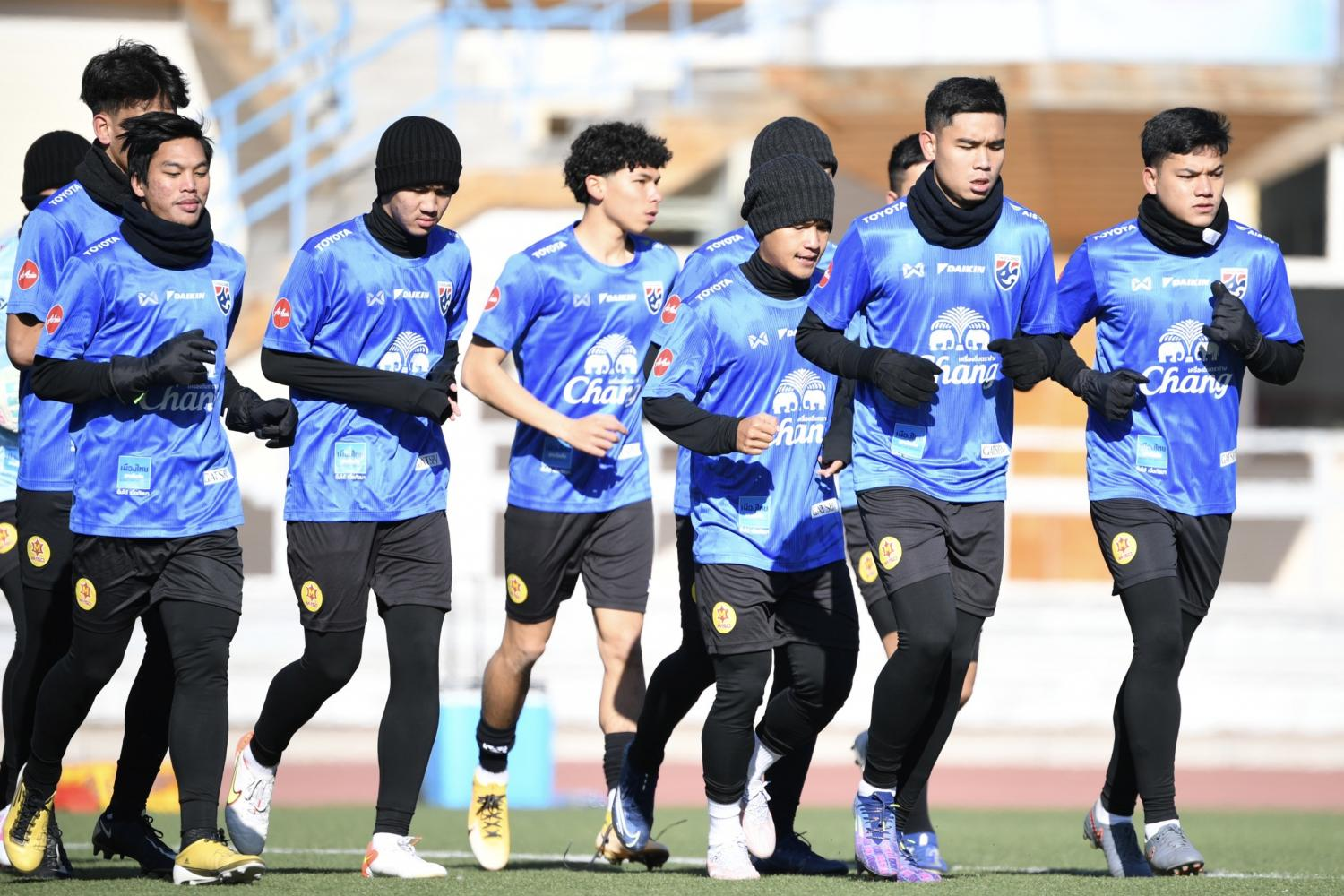 Weather not concern for Thai players