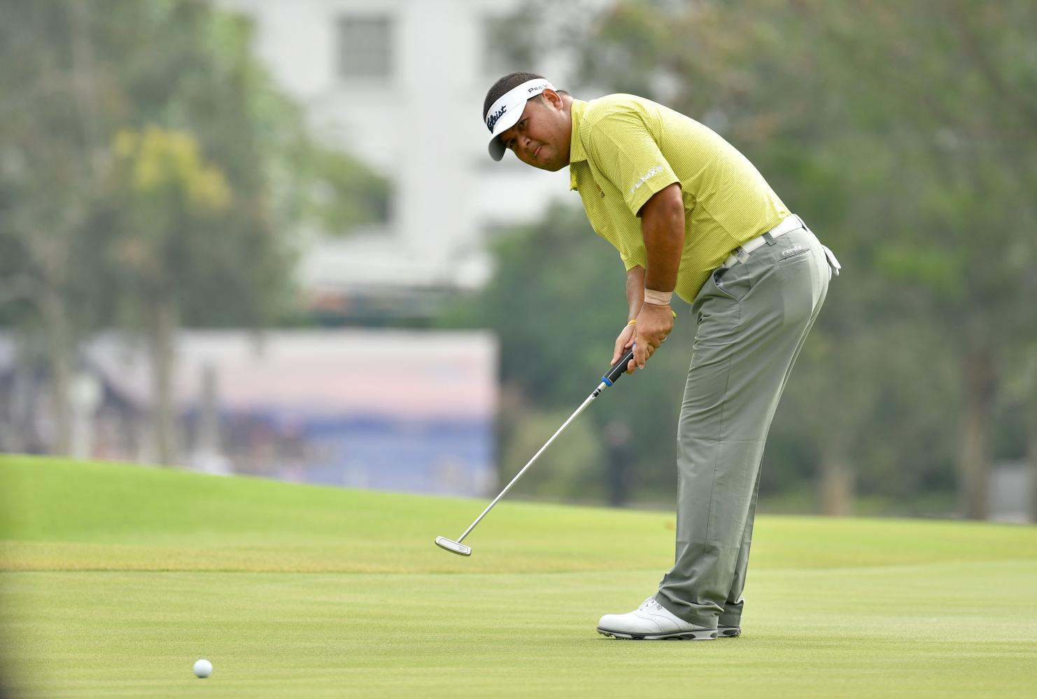 Prom back home for two Asian Tour events