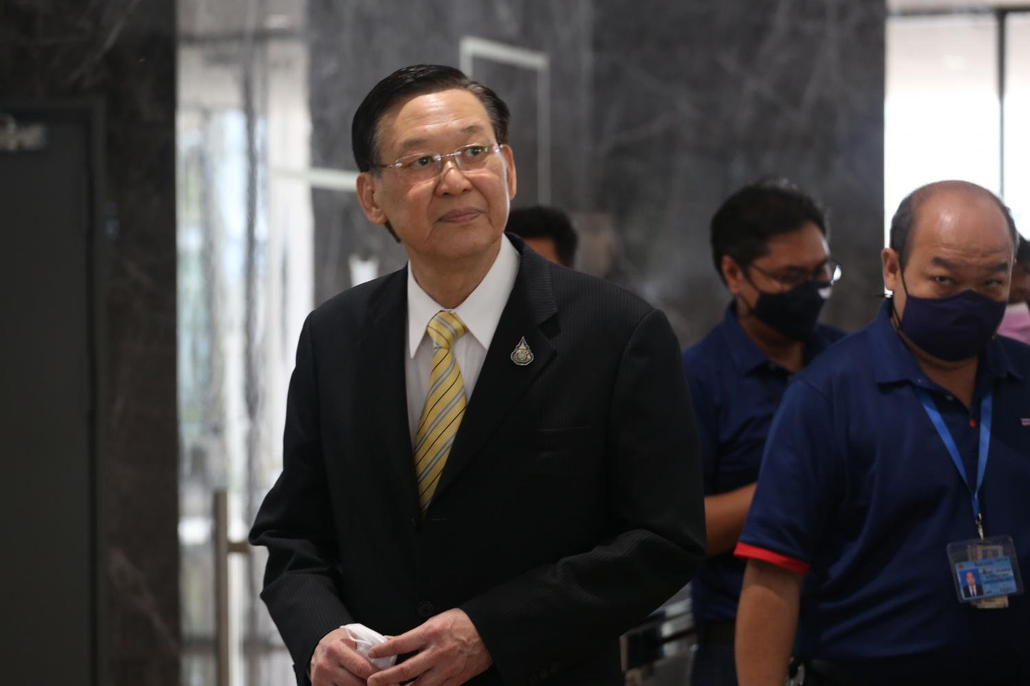 Court clears Paiboon to stay as MP