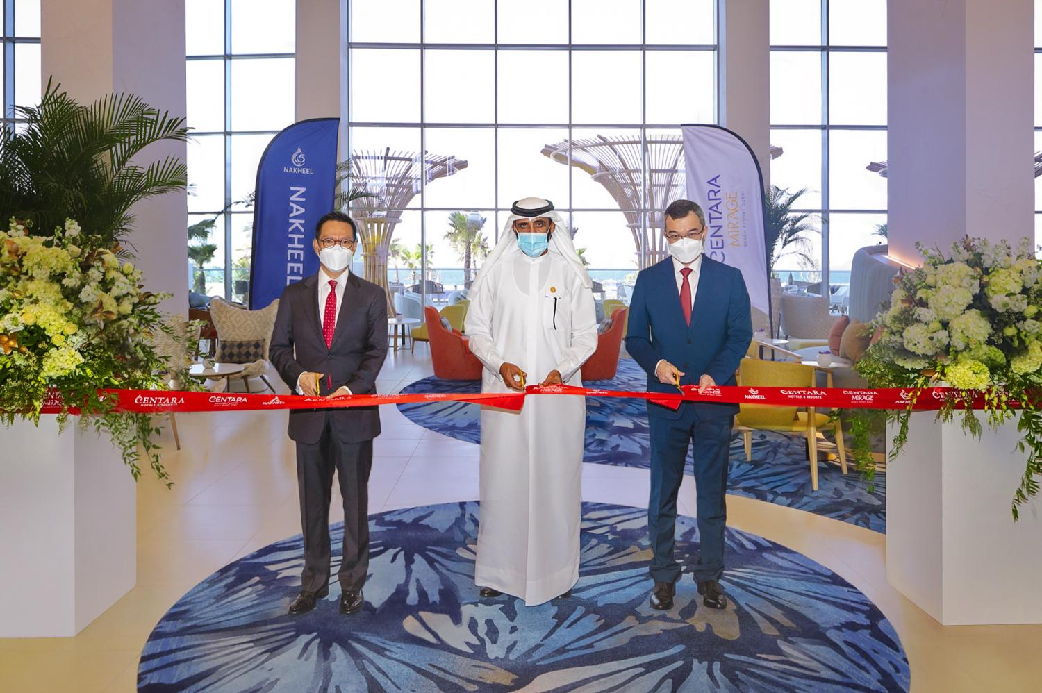 Centara formally launches first hotel property in UAE