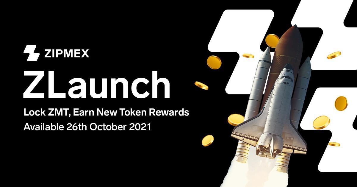 Zipmex unveils ZLaunch platform