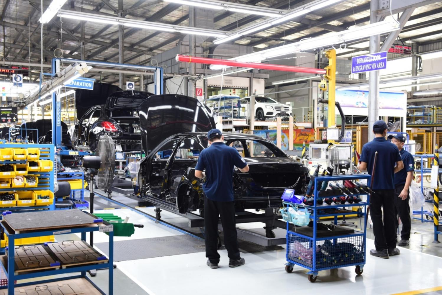 Production outlook improving