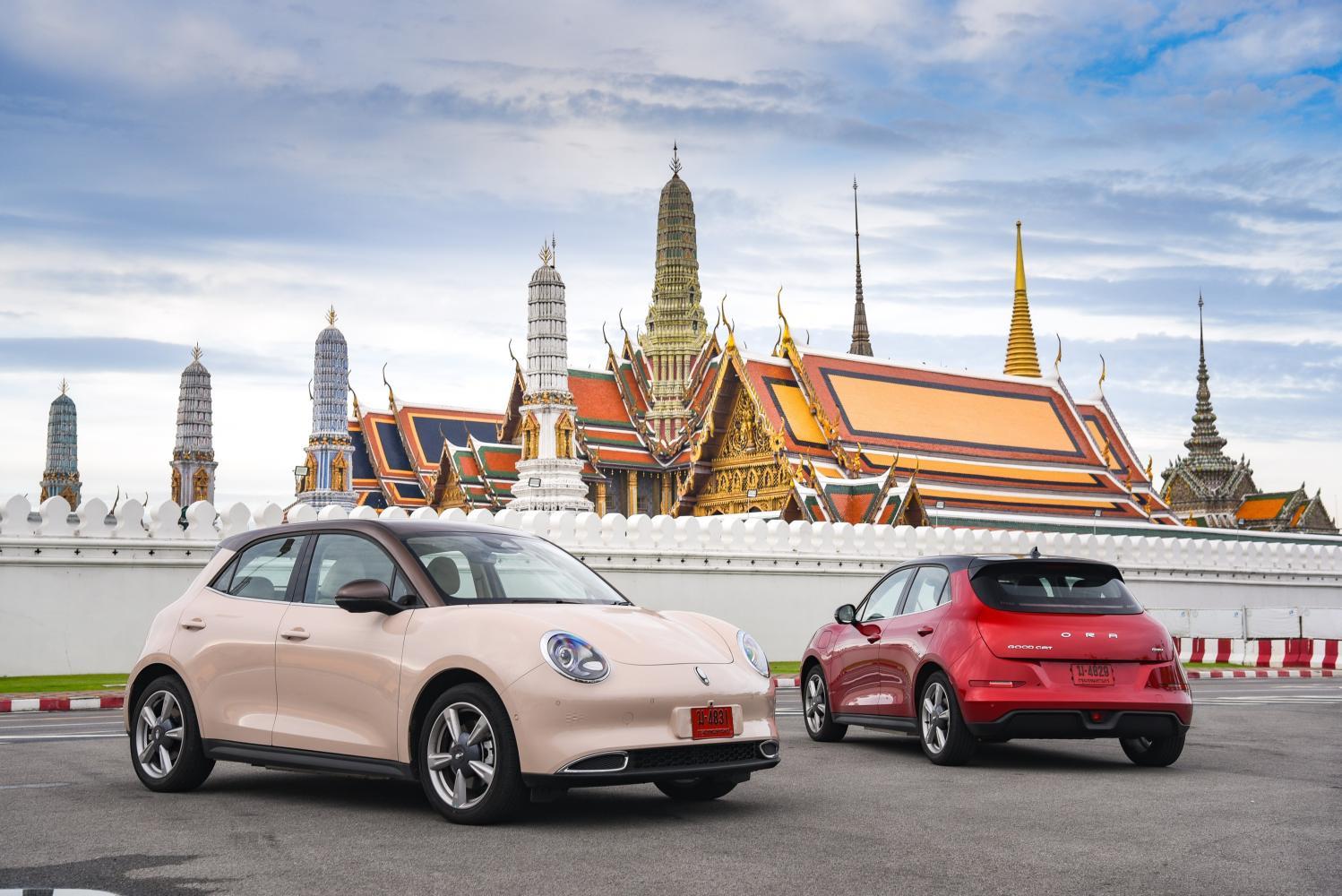 Welcoming Chinese EVs