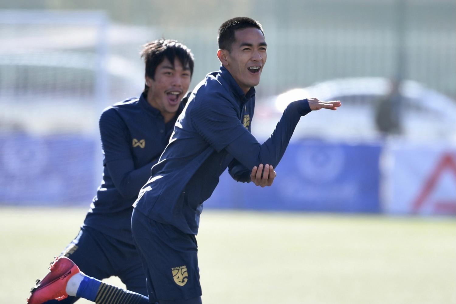 Late blunder  robs Thais of  Mongolia win