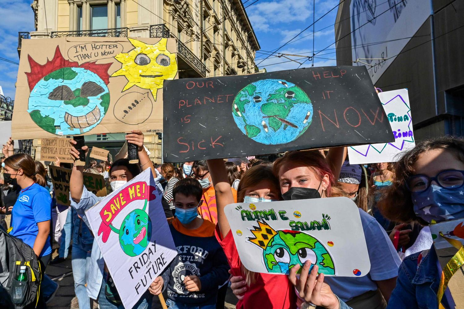 COP26 to emphasise move from intention to action